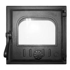 Дверца K401 топочная 250х240 мм герметичная