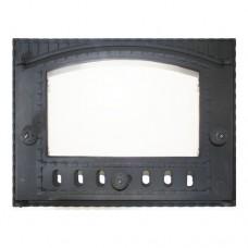 Дверь топочная К202 375х300 мм