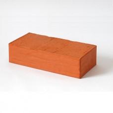 Кирпич Lode полнотелый красный ретро 250х120х65