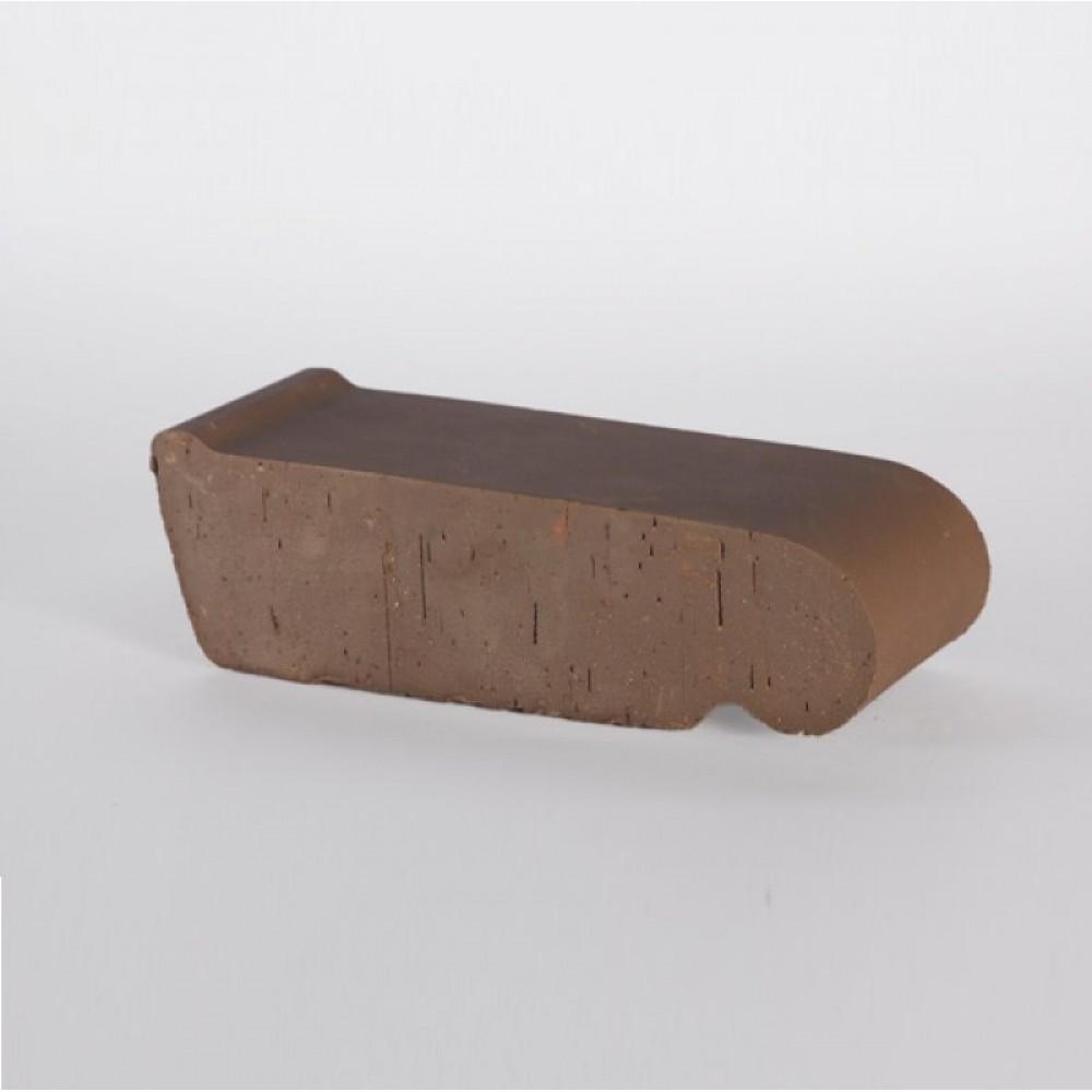 Подоконник малый коричневый 225х60х89 Lode