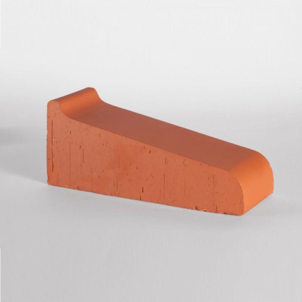 Подоконник большой красный 295х115х88 Lode