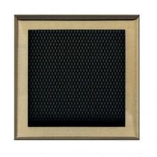 Вентиляционная каминная решетка DM-16 Dixneuf 135×135