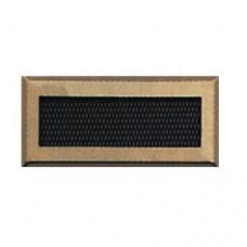 Вентиляционная каминная решетка DM-18.7 Dixneuf 160×55
