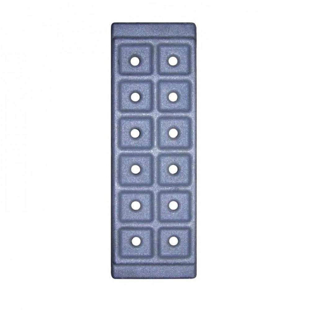 Решетка колосниковая ПД-1 Алтайская Кольчуга 300х100 (Р)