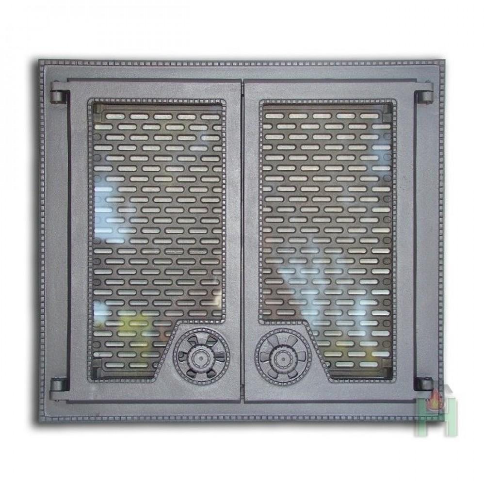 H0301 Дверца двустворчатая Финляндия 640×570