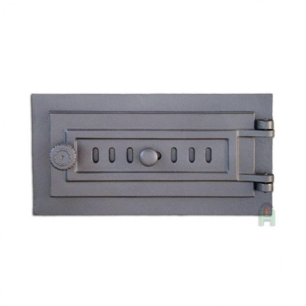 H1609 Чугунная дверца зольника