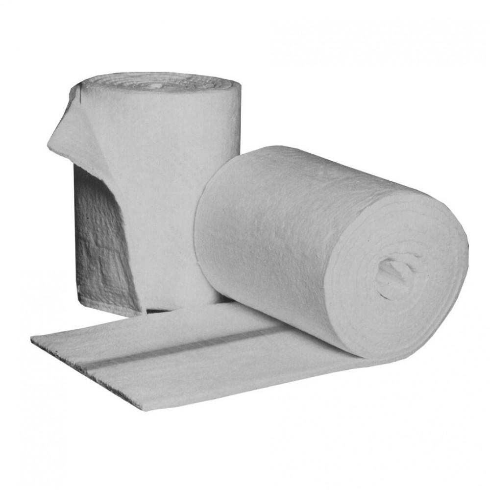 Огнеупорное керамическое стекловолокно (плотность 64, 96, 128 кг/м3)