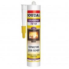 Герметик для печей Soudal (Бельгия) + 1500 °C