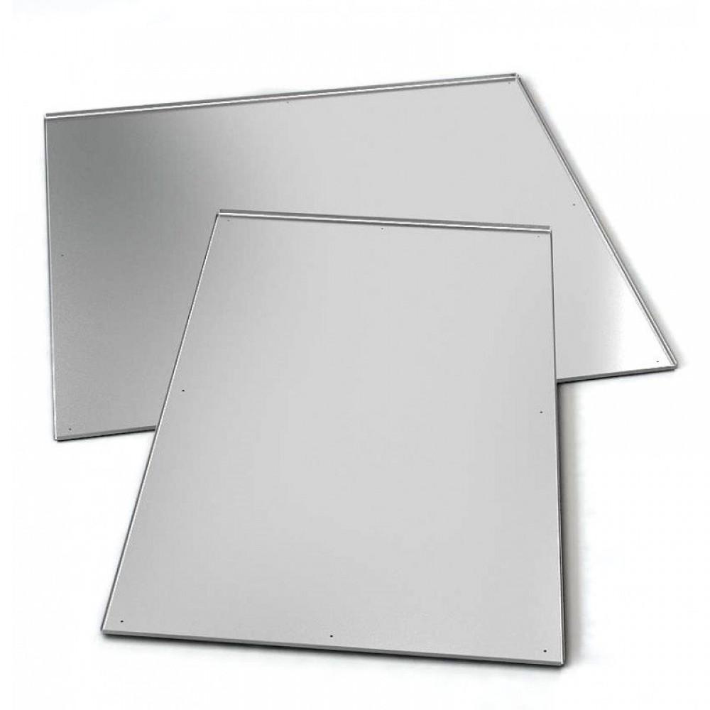 Экран отражающий Зеркальный 600*1000, 1000*1000 мм