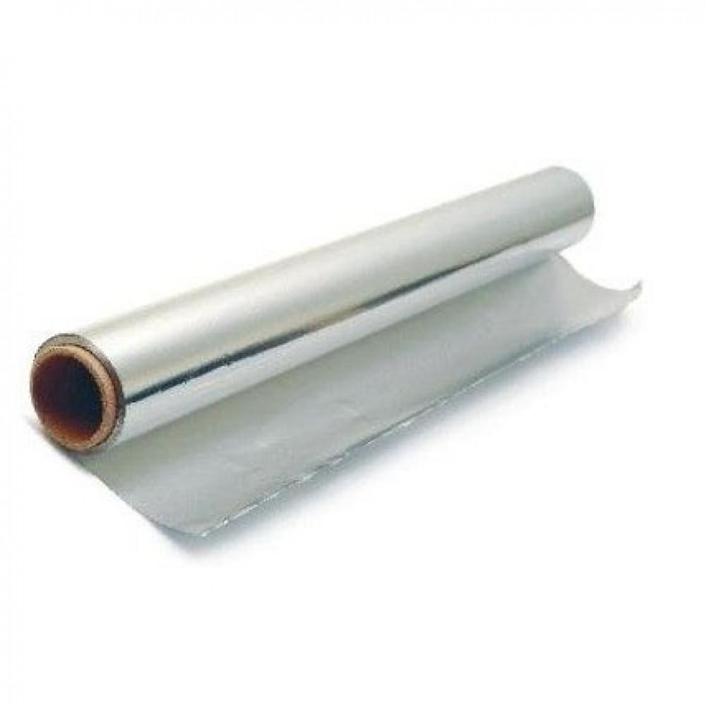 Фольга алюминиевая 100 мкм, 10 м2