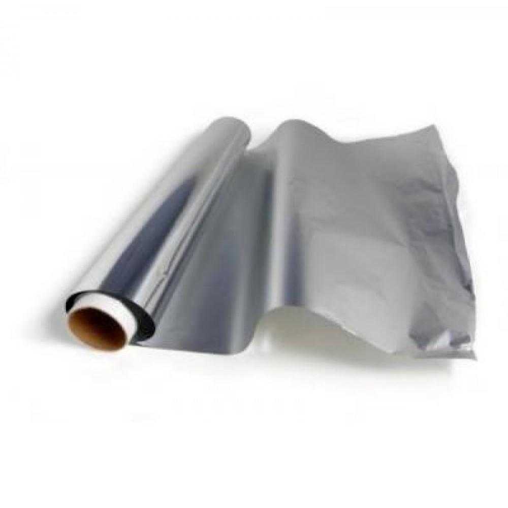 Фольга алюминиевая 80 мкм, 20 м2