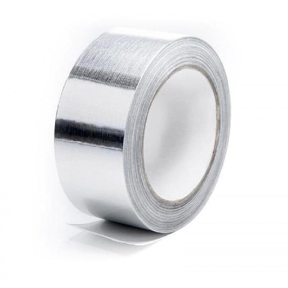 Скотч алюминиевый 50м