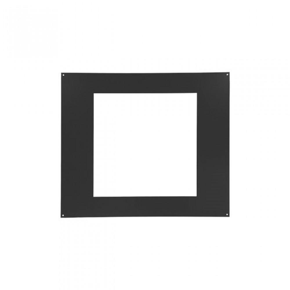 445 HTT Фон для каминной дверцы (чёрный)