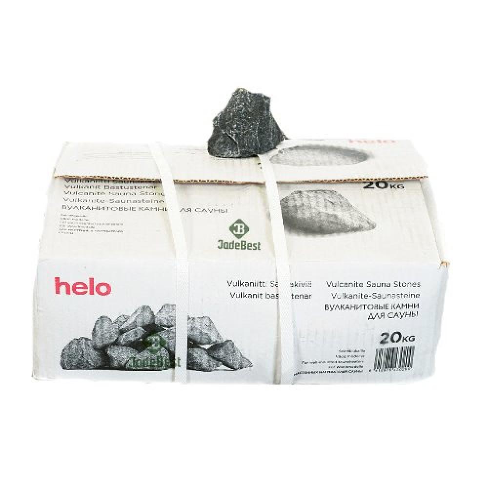 Вулканит Helo для дровяных печей 20 кг Jadebest