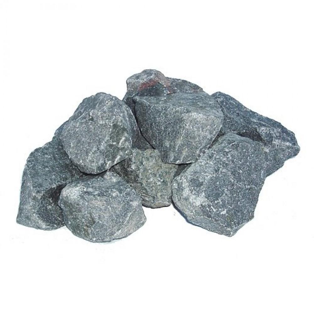 Габбро-диабаз 20 кг мешок Огненный Камень