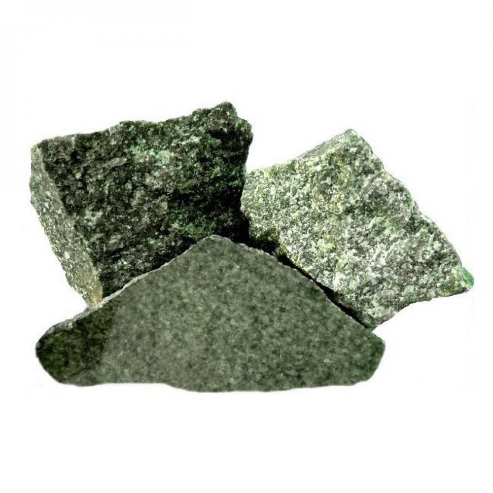 Жадеит Колотый 20 кг Огненный Камень