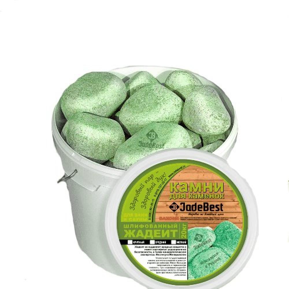 Жадеит шлифованный 20 кг Jadebest