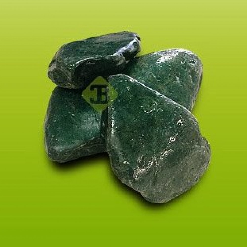 Нефрит галтованный 20 кг Jadebest