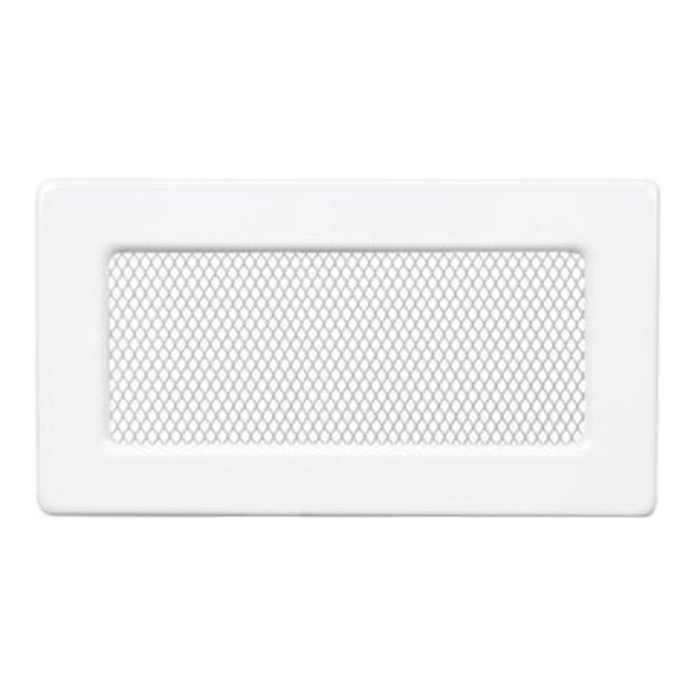 Вентиляционная решетка 110х240 мм. белый