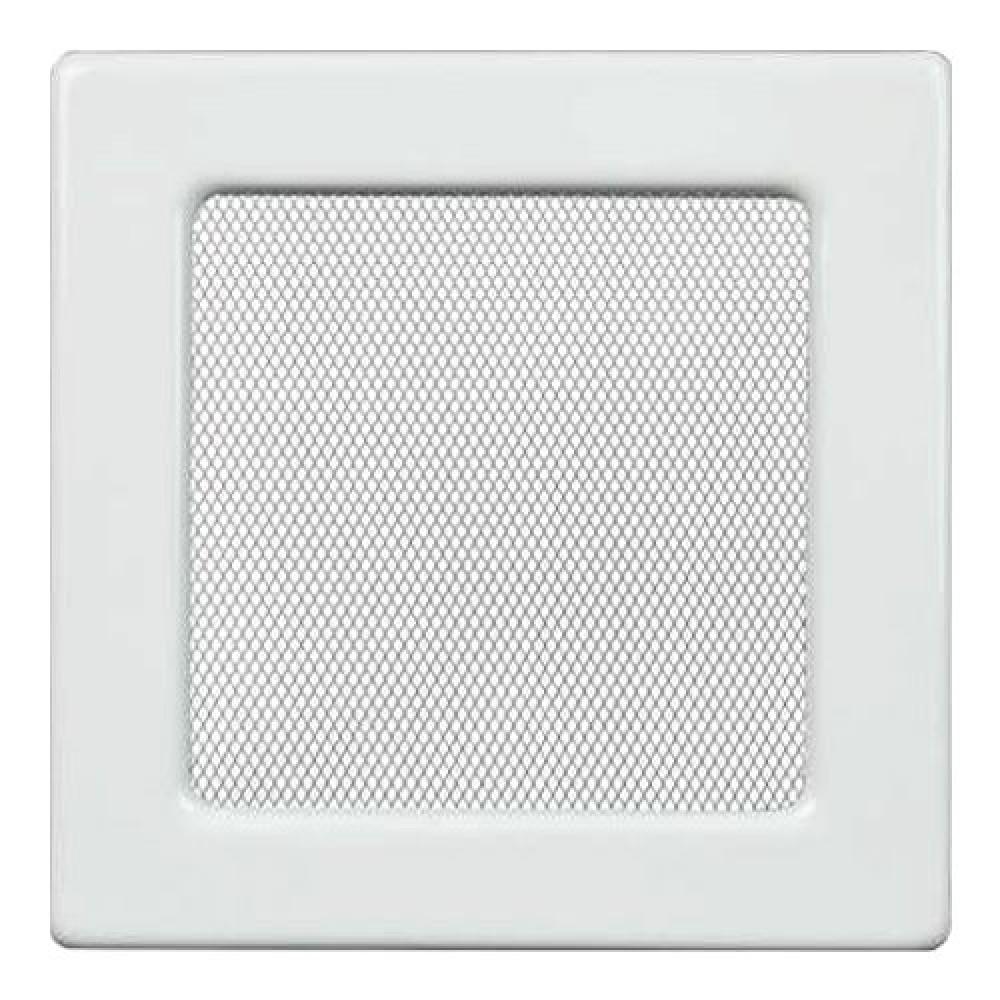 Вентиляционная решетка 170х170 мм. белый