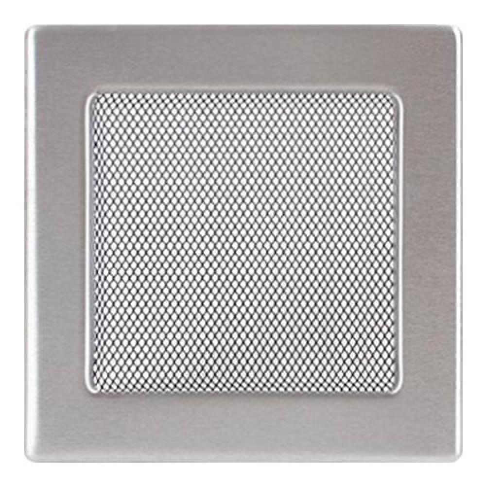 Вентиляционная решетка 170х170 мм. нерж.
