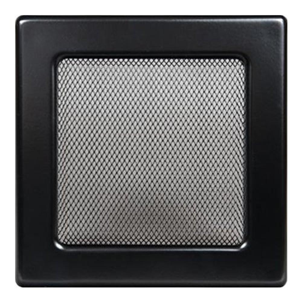 Вентиляционная решетка 170х170 мм. черный