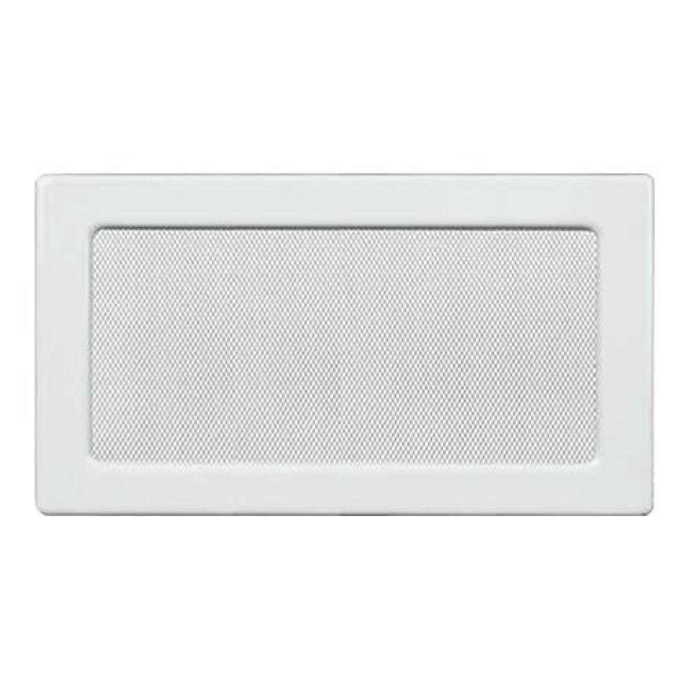 Вентиляционная решетка 170х300 мм. белый