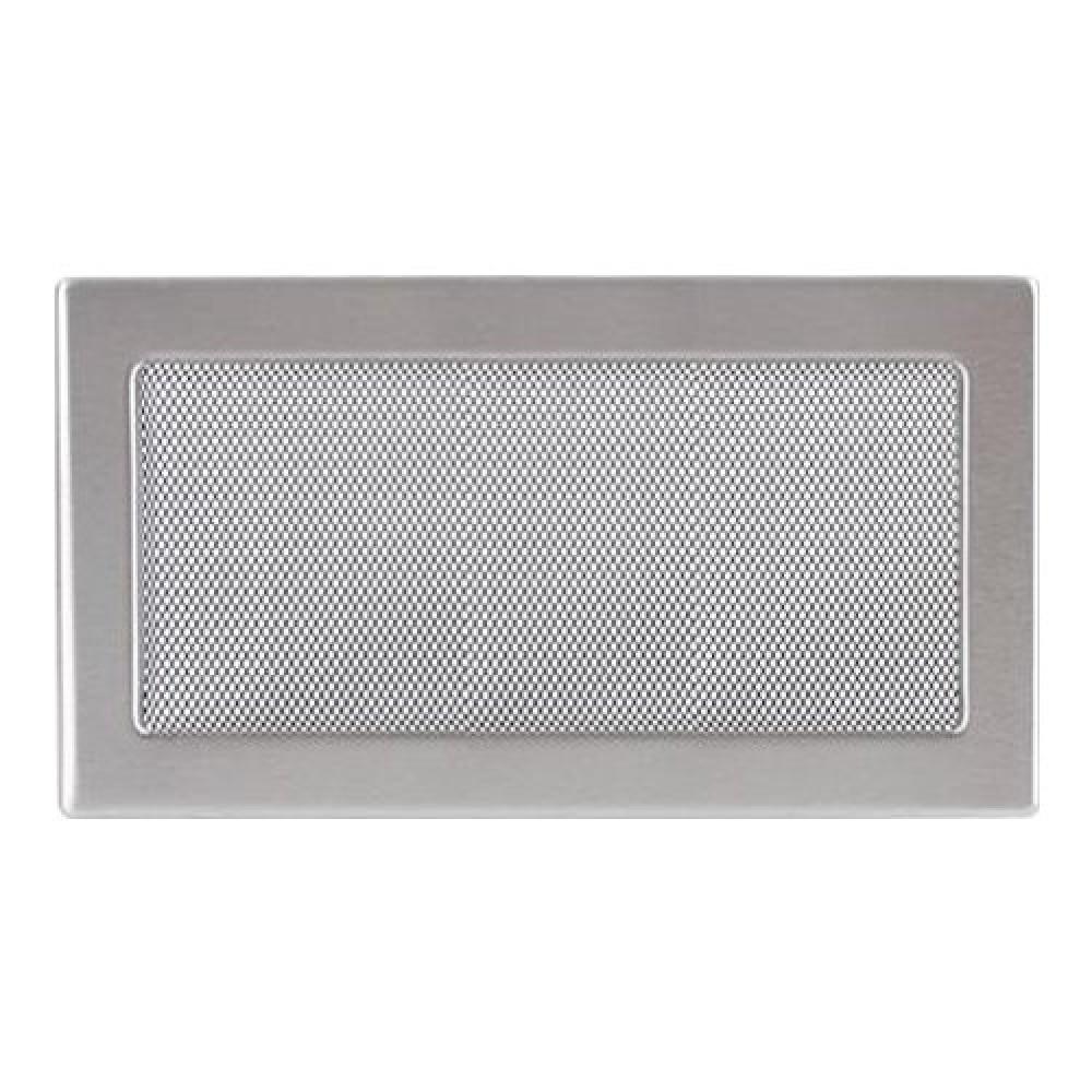 Вентиляционная решетка 170х300 мм. нерж.