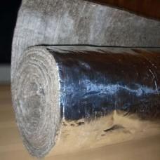 Базальтовый иглопробивной мат Рулон 10мм (фольга)