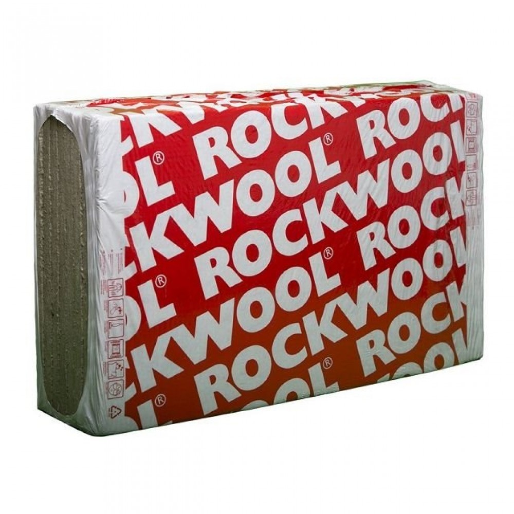 Rockwool Firebatts ALU 50