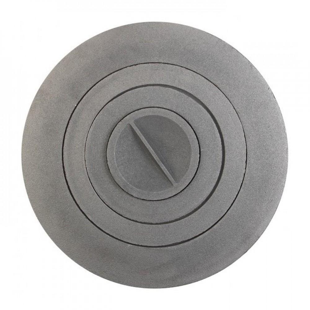 Плита печная круглая ПК-3 «Буржуйка» Ø352х5мм