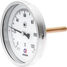 Термометр БТ-31 63мм 350С Шток 100х6мм
