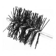 Щётка полипропиленовая чёрная 150мм