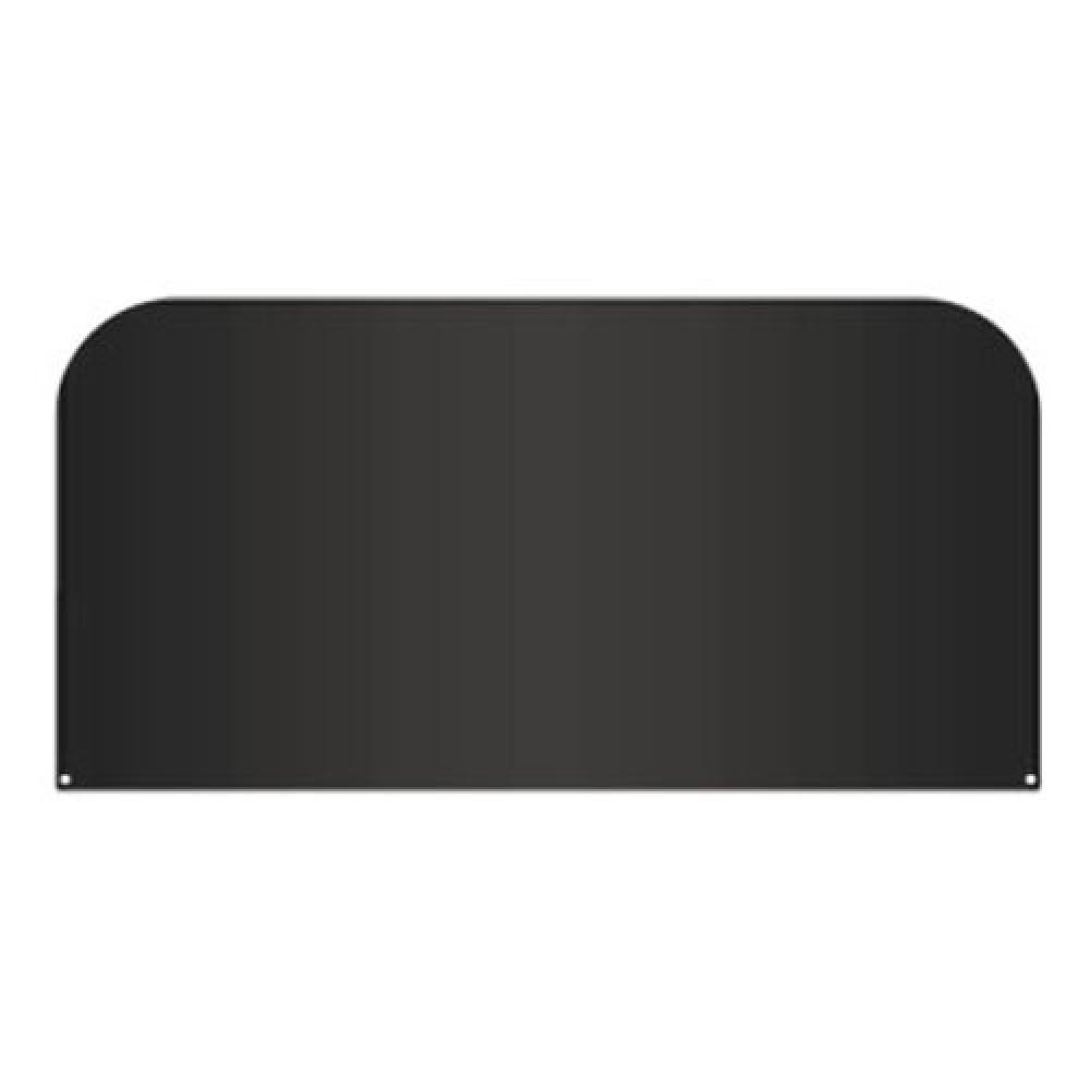 Лист притопочный Чёрный 800*400