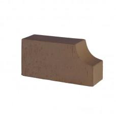 Lode полнотелый коричневый F13