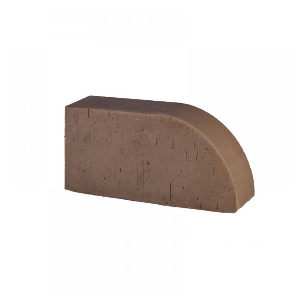 Lode полнотелый коричневый R120 F17