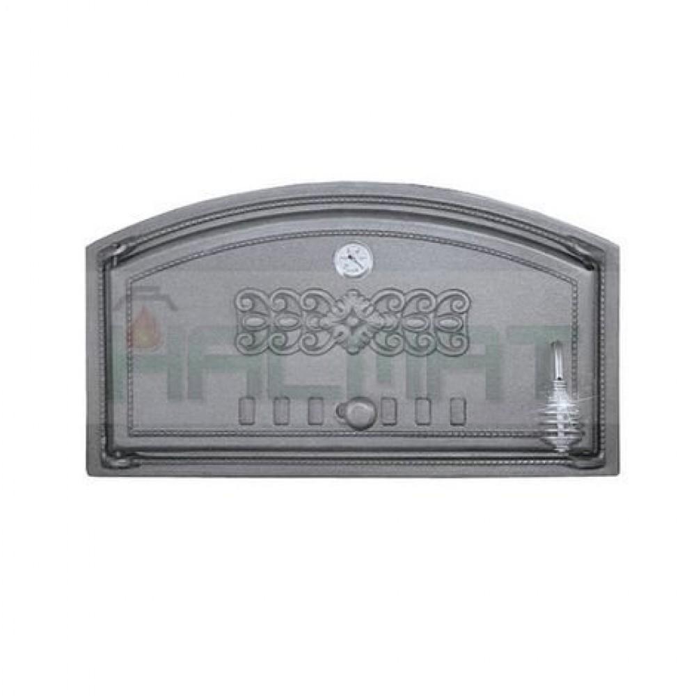 H1003 Дверца глухая левая с термометром DCH1Т