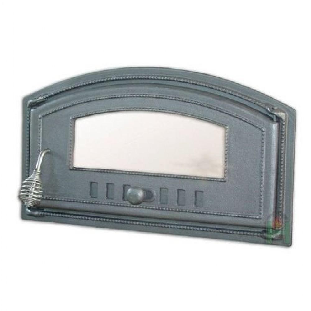 H1006 Дверца со стеклом правая DCH4