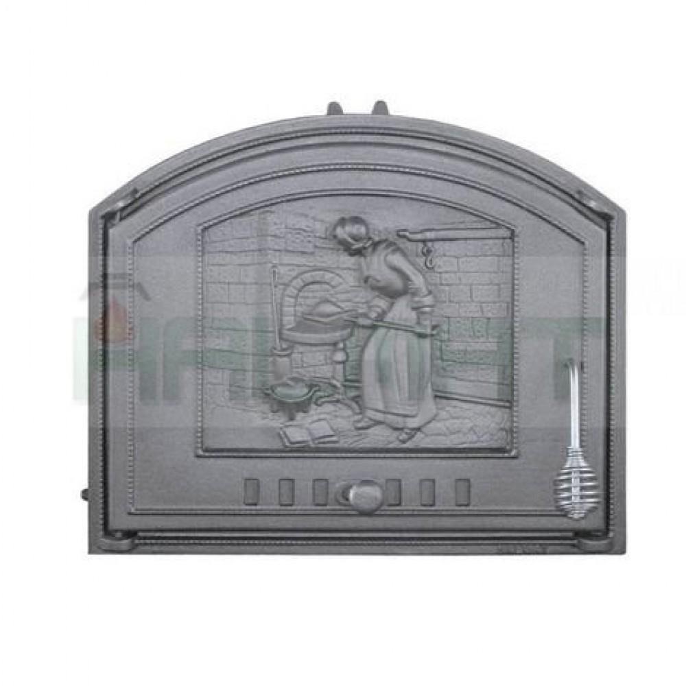H1209 Дверца глухая левая Хозяюшка DCHS1-P