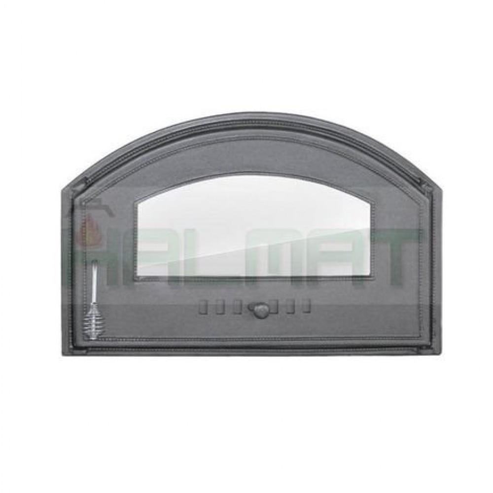 H1306 Дверца со стеклом правая DCHD4