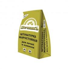Штукатурка для печей и каминов «Печникъ» 3,0 кг