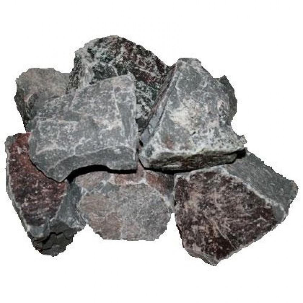 Порфирит колотый 20 кг Огненный Камень