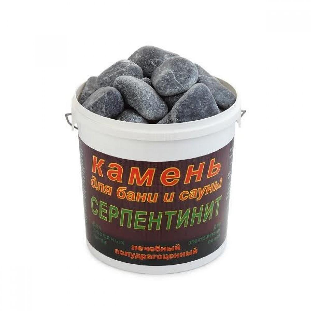 Серпентинит шлифованный 20 кг