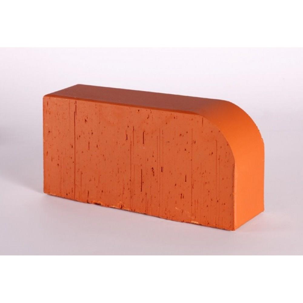 Кирпич полнотелый красный гладкий R60 (F15) Lode