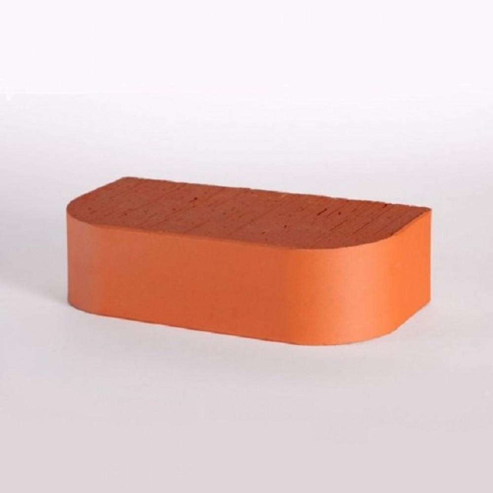 Кирпич полнотелый красный гладкий 2R-60 (F14) Lode