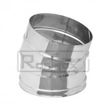 Отвод 15º Rosinox
