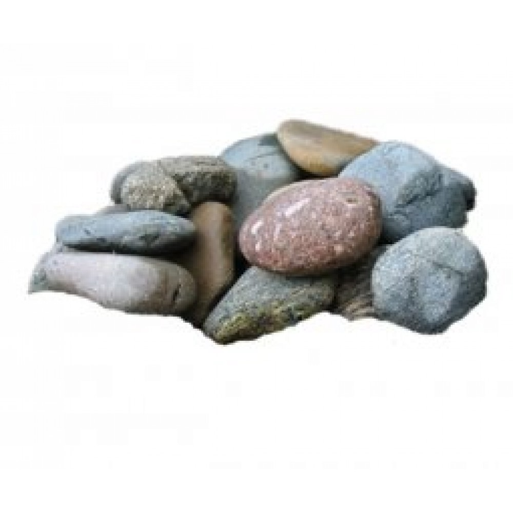 Микс: дунит, кварцит, талькохлорит 30 кг Огненный Камень