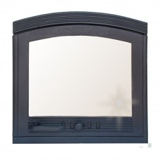 H0305 Дверца печная со стеклом АРКА
