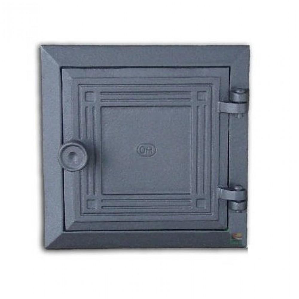 H1703 Чугунная ревизионная дверца DKR3