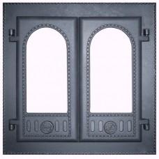Дверка каминная двухстворчатая ДК-6С